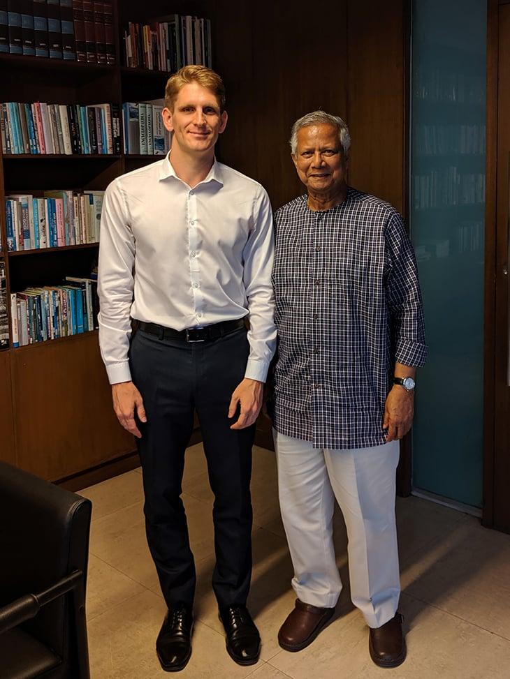 Bangladesh-Yunus-frontier