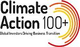 Climate Action 100 logo