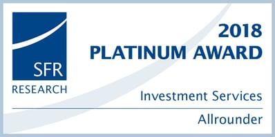SFR_ platinum pris 2018