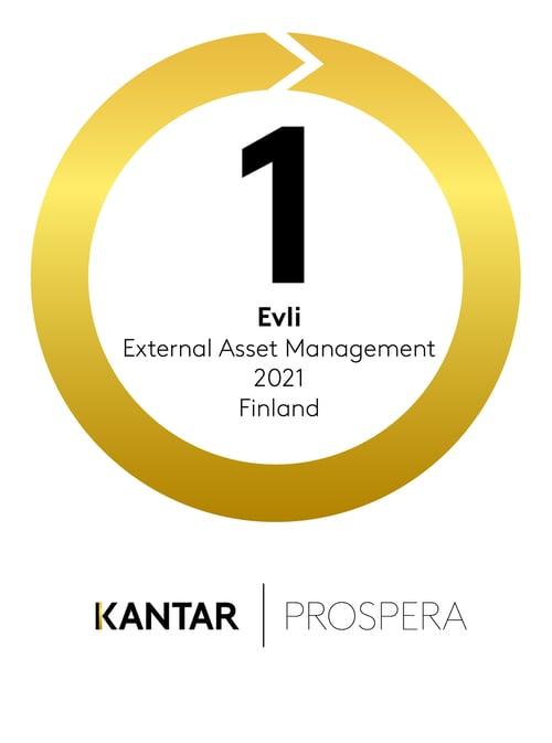SOME Award Evli Prospera External Asset Management 2021 Finland