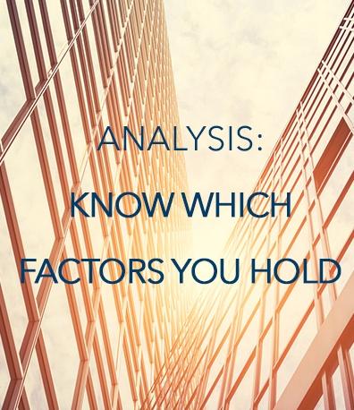 factor analysis cta